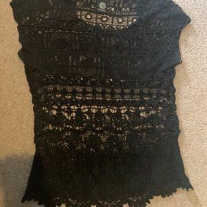 Women's lace top